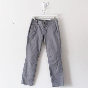J. Crew Frankie Stretch Light Purple Pants